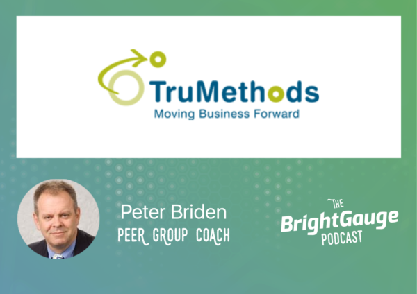 [Podcast] Episode 39 with Peter Briden of TruMethods