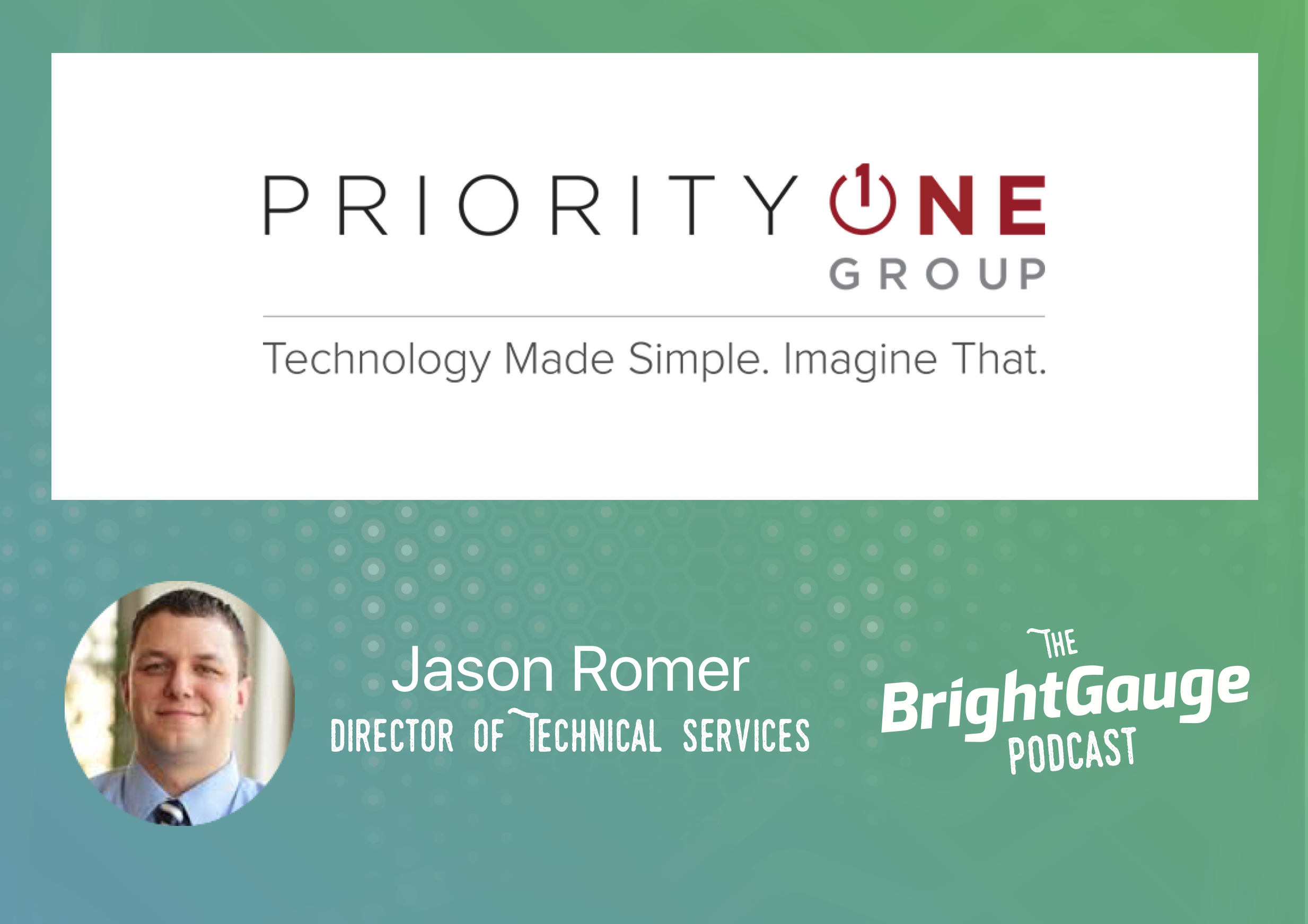 [Podcast]: Episode 15 with Jason Romer of PriorityOne Group