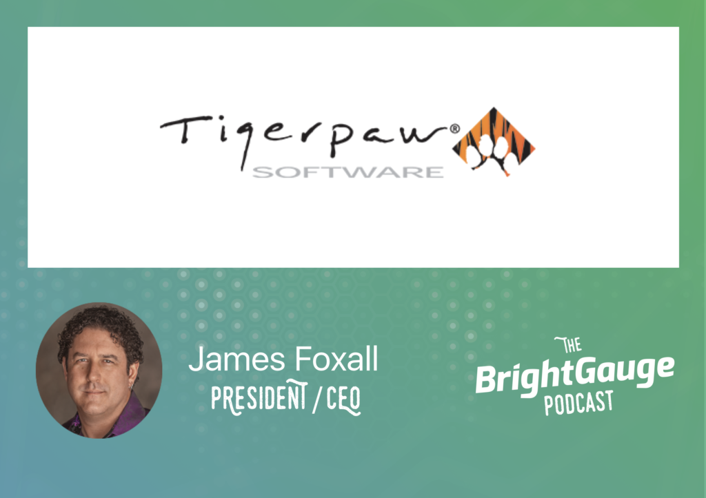 [Podcast] Episode 20 with James Foxall of Tigerpaw Software