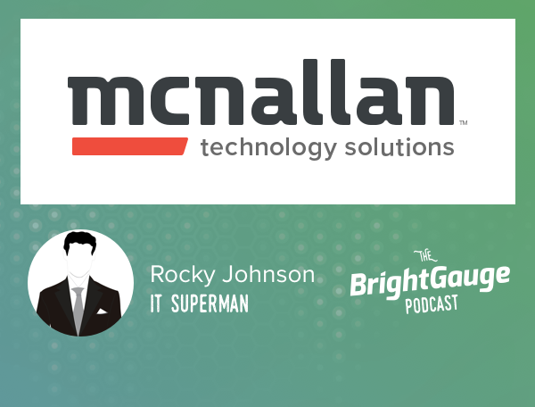 [Podcast] #43: Using Traction to Grow Your Team with McNallan Technology Solutions