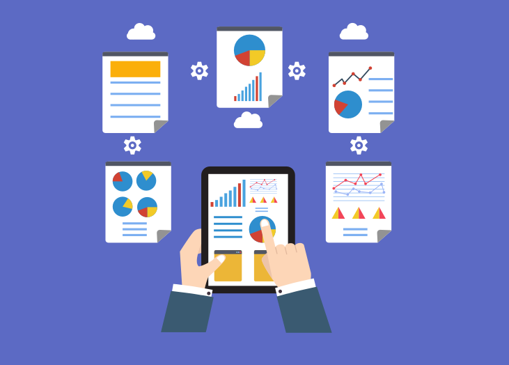 Create and Use Data Mashups for Actionable Dashboards